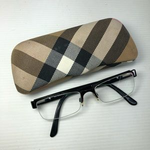 Burberry London 1156 1001 Black Eyeglass Frames